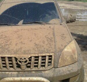 Brudne auto to mniejsze bezpieczeństwo